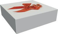 Giftbox with slipcover