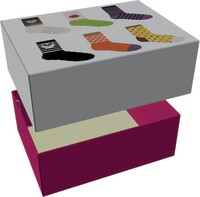 Sock boxes